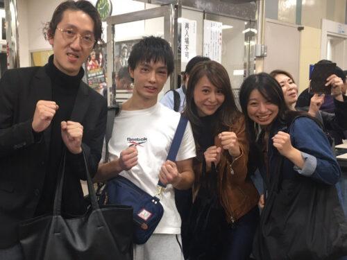 プロボクサー柳沼の「B級昇格」への挑戦!!